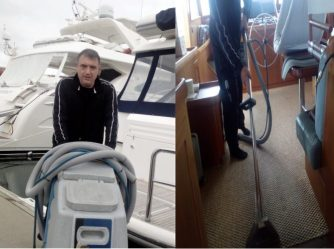 Interior Boat Cleaning Auckland