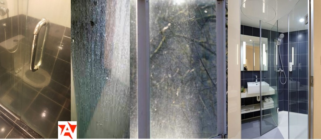 Shower glass cleaning and protection alex cleaning solutions - Shower glass protection ...